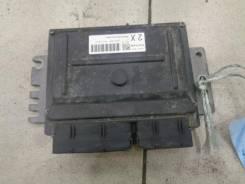 Блок управления двигателем Nissan March K12 2002-2010 Номер двигателя CR12