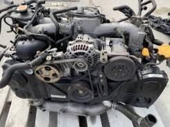 Двигатель в сборе. Subaru: Impreza, Impreza WRX, Forester, Legacy, Impreza WRX STI, Legacy B4 Двигатели: EJ205, EJ255, EJ206, EJ208, EZ30D, EJ207, EJ2...