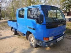 Nissan Atlas. Продается двухкабинник Ниссан Атлас, 2 700куб. см., 1 500кг., 4x2