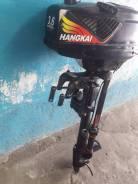 Hangkai. 3,50л.с., 2-тактный, бензиновый, нога S (381 мм), 2017 год