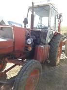ЮМЗ. Продам трактор экскаватор 1990г. в. В хорошем состоянии
