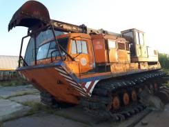 ТТМ-6901 Антей. Экскаватор амфибия 6901э, 1,00куб. м.