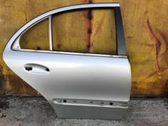 Дверь задняя правая, цвет 744U Mercedes-Benz E-Class W211
