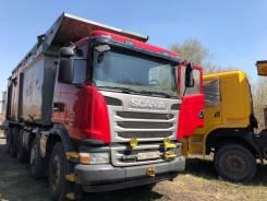 Scania. 10x4 самосвал, 13 000куб. см., 40 000кг., 10x6