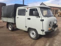 УАЗ 390945. Продается УАЗ-390945 Фермер, 2 700куб. см., 1 075кг., 4x4