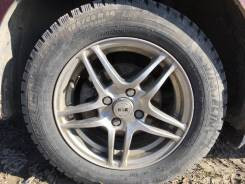 "Продам колеса R14 зимние Chevrolet Lanos. x14"" 4x100.00 ЦО 56,6мм."
