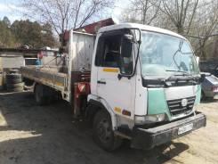 Nissan Diesel. Nissan dizel, 2000, 7 000куб. см., 5 000кг., 4x2