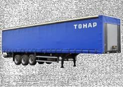 Тонар 97461. Полуприцеп (спец. 0000082), 27 750кг. Под заказ