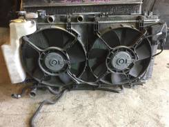 Радиатор охлаждения двигателя. Subaru Legacy, BLE, BPE Subaru Outback, BPE Subaru Legacy B4, BLE EJ30D, EZ30