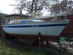 Продам яхту парусную Ymaha24. Длина 7,70м., 1986 год год