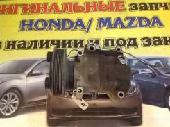 Компрессор кондиционера. Mazda Mazda3, BL, BL12F, BL14F, BLA4Y Двигатель BLA2Y