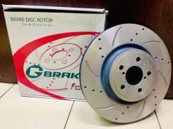 Диск тормозной перфорированный G-brake GFR-20598L / GFR-20598R GFR-20598R