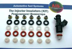 Ремкомплект инжектора. Honda: Accord, MR-V, Odyssey, Pilot, MDX J30A4, K20A7, K20A8, K24A4, K24A8, J35A6, J35A9, J35A4, J35Z4, J35A