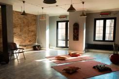 Фотостудия в Москве в аренду, йога лофт