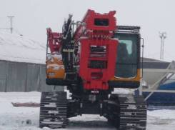 Sany SR200C. Роторная буровая установка
