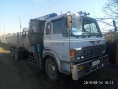 Hino FS. Продаётся Самогруз HINO-10тонник-грузовик с манипулятором-Tadano, 17 000куб. см., 12 000кг., 6x4