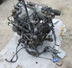 Контрактный двигатель VQ30DE в сборе
