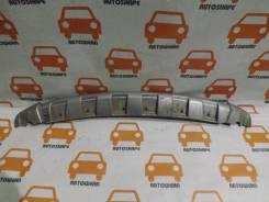 Накладка на бампер. Renault Logan Renault Sandero Двигатели: D4D, D4F, K4M, K7J, K7M, K9K