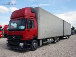 Mercedes-Benz Actros. Автопоезд 2536L/NR, 11 946куб. см., 14 900кг., 6x2