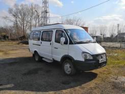 ГАЗ 32217. Газ-32217, 2 400куб. см., 2 000кг., 4x4