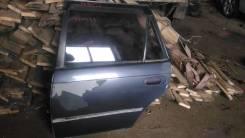 Дверь боковая заднее левое Toyota Corolla EE104, 5EFE