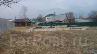 Земельный участок ул. Осенняя. 1 100кв.м., собственность