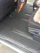 Коврики в салон и багажник Toyota Voxy III правый руль (R80 5 мест) 2014