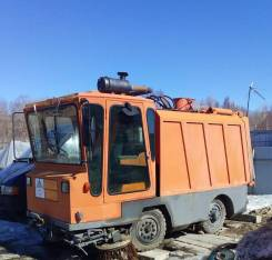 Ravo. Дорожная уборочная машина ravo 4000 SE