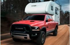 Fuchs. Жилой модуль на пикап Luchs 420 Dodge Ram