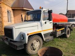 Коммаш КО-503В-2. Продается ГАЗ 3309 Ассенизатор КО 503В-2, 4 750куб. см.