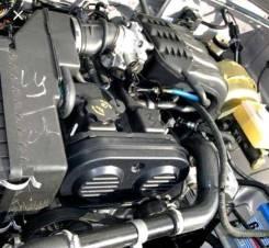 Двигатель крайслер на запчасти на Газ 31105 Волга 2007год