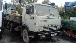 КамАЗ 5320. Бортовой Камаз 5320, 1989 год, ХТС, 10 850куб. см., 8 000кг., 6x4