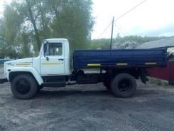 ГАЗ 3309. Газ 3309, 117куб. см., 5 000кг., 4x2