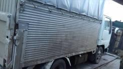 Nissan Diesel Condor. Продаю грузовик бортовой ниссан дизель кондор 93г. в., 4 200куб. см., 2 000кг., 4x2