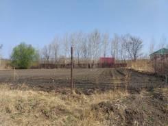 Земельный участок Осиновая речка. 1 500кв.м., собственность. Фото участка