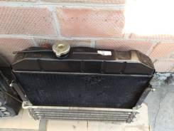 Радиатор охлаждения двигателя. УАЗ