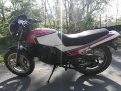 Honda. 125куб. см., исправен, без птс, с пробегом