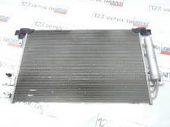 Радиатор кондиционера Mitsubishi Lancer X CY4A 2008 г.