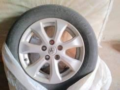 Продаю комплект оригинальных колес от camry