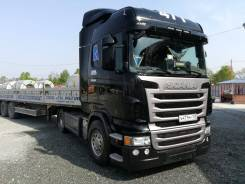 Scania. Седельный тягач G400L, 13 000куб. см., 19 000кг., 4x2