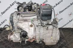 Двигатель+КПП DAIHATSU EF-VE Контрактная