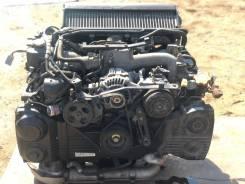 ДВС Двигатель в сборе ej205 sg5 Subaru Forester Рестайлинг