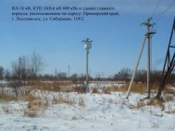 Проектирование сетей электроснабжения (наружные и внутренние сети)