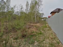 Продаем отличный земельный участок в с. Березовка (возле школы). 1 250кв.м., собственность, электричество