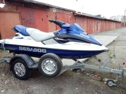 BRP Sea-Doo GTX. 2000 год год