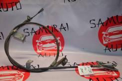 Трос ручника Nissan X-Trail #T30, левый задний