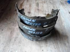 Колодки стояночного тормоза Toyota Crown JZS179 46540-51010