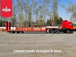 Политранс ТСП 94183. В наличии полуприцеп - тяжеловоз Политранс ТСП - 94183 в Красноярске, 40 000кг.