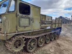 КМЗ АТС-59. Продается гусеничный тягач АТС 59