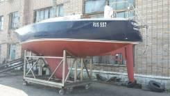 Яхта крейсерская 30f. Длина 9,30м., 1988 год год